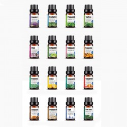 Aromatherapy Oil kit (16 sets)