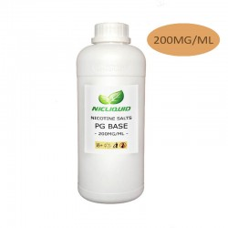 200mg/ml PG base de sels de...